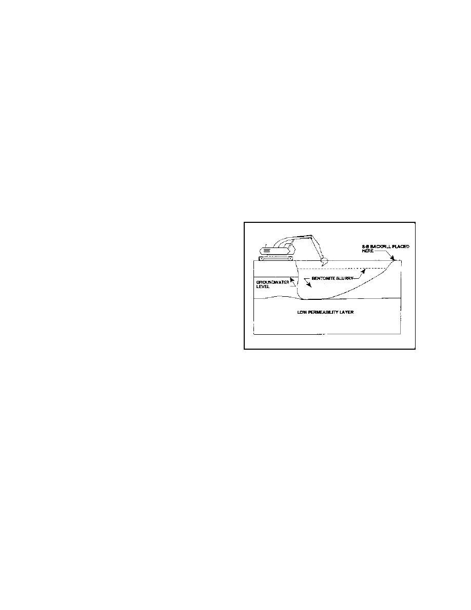 Figure 1 Slurry Wall Schematic Etl 1110 163